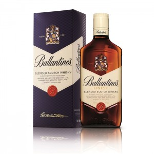 Ballantine's Finest Blended Scotch Whisky Con Astuccio CL 70 40%Vol