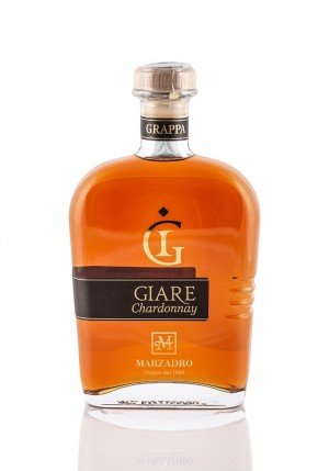 GRAPPA GIARE CHARDONNAY CL 70 45%Vol