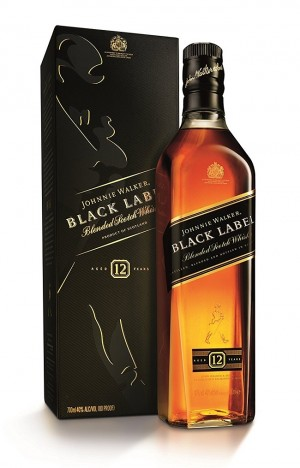 JOHNNIE WALKER BLACK LABEL CL 70