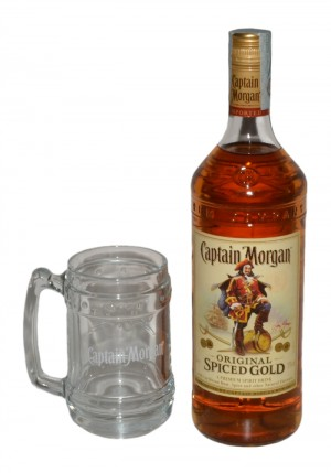 Liquore CAPTAIN MORGAN ORIGINAL SPICED GOLD RUM LT1