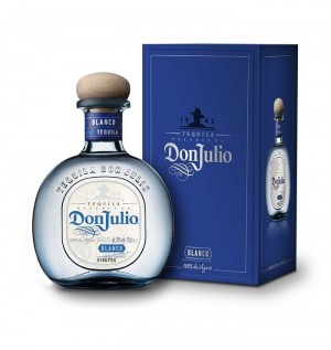 TEQUILA DON JULIO BLANCO CL 70