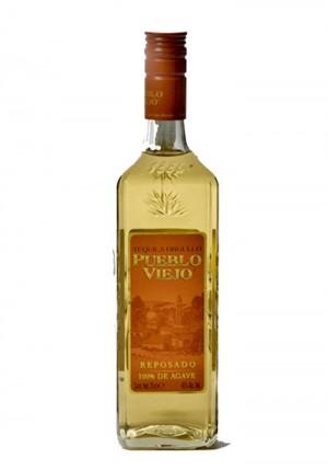 Tequila PUEBLO VIEJO REPOSADO CL 70 40%Vol