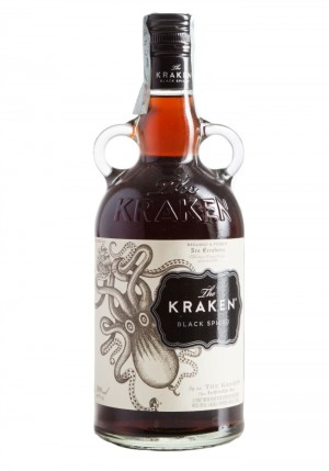 THE KRAKEN BLACK SPICED RUM CL 70