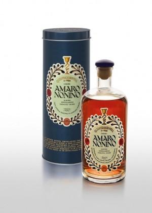 Amaro Nonino Astuccio Di Latta CL 70 35%Vol