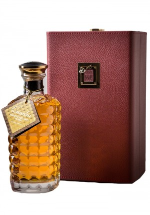 BRANDY CON COFANETTO QUADRA 40%Vol CL 70