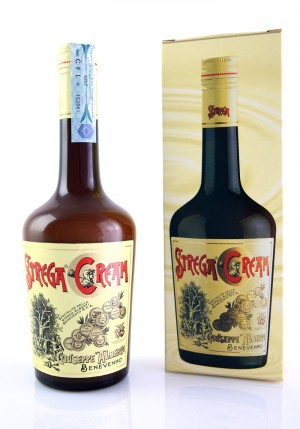 Liquore Strega Cream 700 ml  in Astuccio