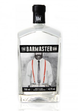 Liquore The Barmaster Gin CL70