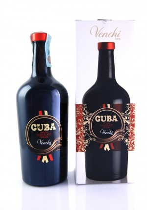Liquore Venchi Cuba Rhum Chocolate Cream CL70