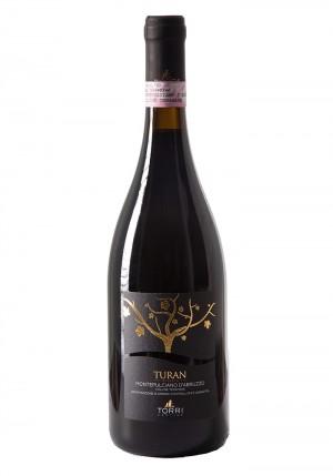 Vino Turan Montepulciano d'Abruzzo DOCG Riserva CL 75 ANN0 2007
