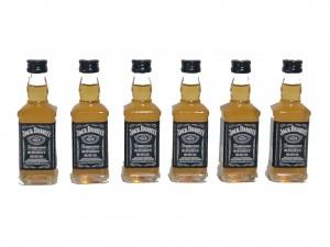 Whisky Jack Daniel's Old No.7 Mignon 6 Bottiglie CL 5